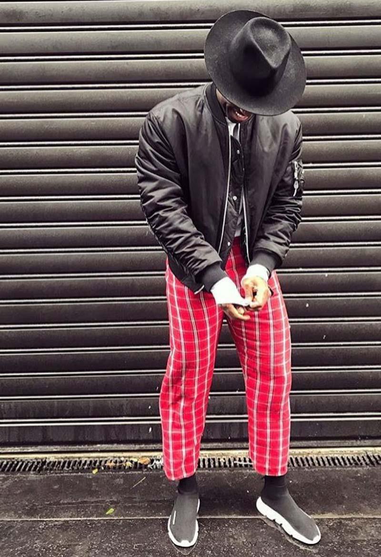 Hippy Punk Style Fashion Homme et Femme