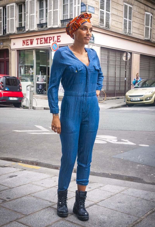 Combinaison Hippy Vêtements d'occasion Femme Hippy Market
